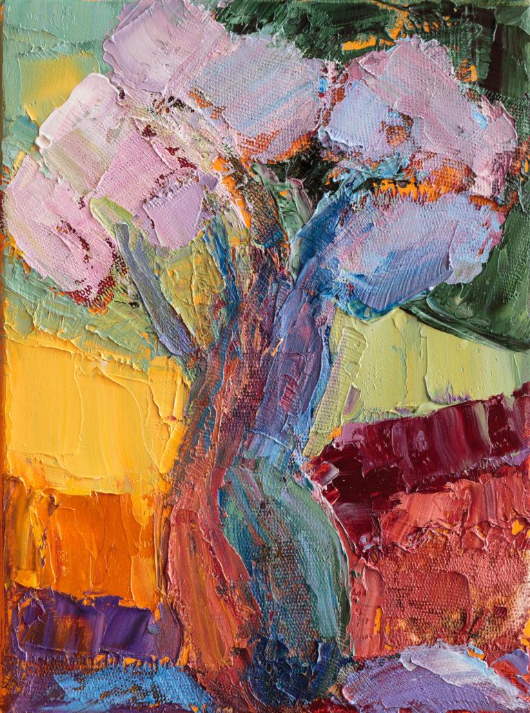 <titulo-obra>Palo borracho</titulo-obra><br><desc-obra>20 x 20 cm - Mixta, óleo,  collage</desc-obra>